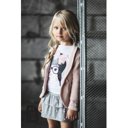 Guličková sukňa pre dievča