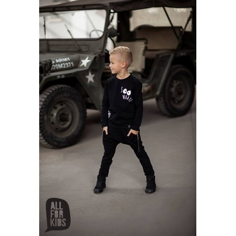 Pudláče pre chlapca Cool Black