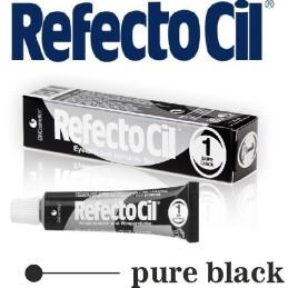 RefectoCil farba na obočie a riasy black 15 ml